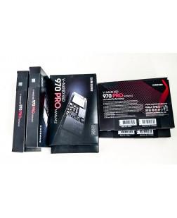 Samsung Evo 970 Pro 512 NVME M2 fast drive
